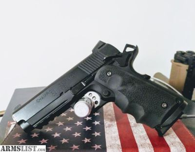 For Sale: Springfield Champion Operator 1911 w/ Hogue laser grips