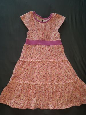 Tea Collection sz 5 Teired twirl dress