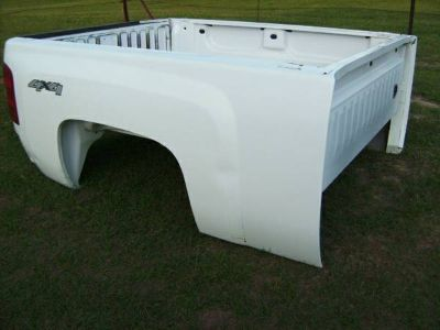 2008 Chevy Truck Bed