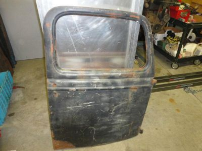 Purchase 1935 Ford Pickup Passenger Door, Will Fit 1936 Also, Hot Rod, Rat Rod, Restore. motorcycle in Vancouver, Washington, US, for US $300.00