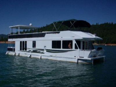 Houseboat-2002 56' Twin Anchors-Packard Bay, Lake Shasta