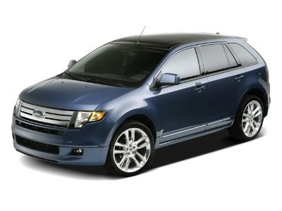 2009 Ford Edge SEL (Sterling Gray CC Metallic)