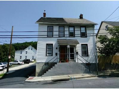 3 Bed 1 Bath Preforeclosure Property in Bethlehem, PA 18015 - Hayes St