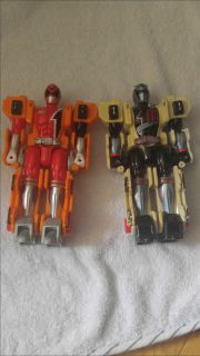 Transformer lot power ranger