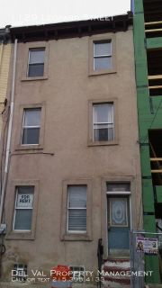 3-Bedroom 3-Story Row Home with New Kitchen & Bath in Fishtown For Rent - 1129 Leopard Street
