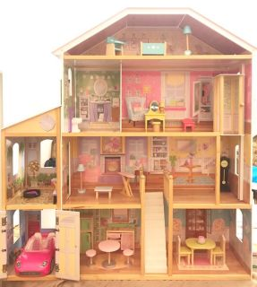 KidKraft Dollhouse; Barbies & MORE