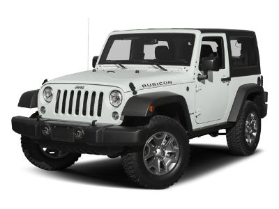 2017 Jeep Wrangler Rubicon (Black Clearcoat)