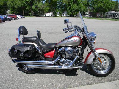 2007 Kawasaki Vulcan 900 Classic LT Cruiser Motorcycles Springfield, MA