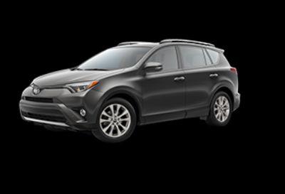 2018 Toyota RAV4 Limited (Magnetic Gray Metallic)
