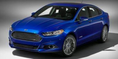 2015 Ford Fusion Hybrid SE (Black)