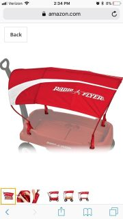Looking for wagon canopy