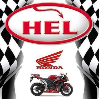 Buy HEL Honda F4i Front Stainless Steel braided brake lines LIFETIME WARRANTY! motorcycle in Sugar Grove, Pennsylvania, United States, for US $98.00