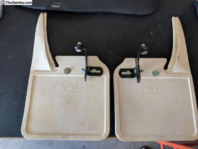 NOS T3 & T34 WEGU Mud Flaps - Mudflaps