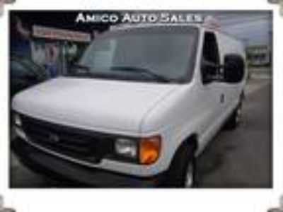 $8995.00 2007 Ford E-Series Cargo with 112248 miles!