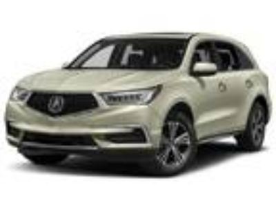 Used 2017 ACURA MDX For Sale
