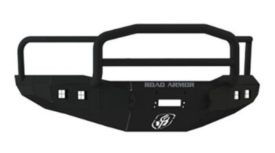Purchase Road Armor 406R5B Front Stealth Bumper Fits 06-09 Ram 2500 Ram 3500 motorcycle in Chanhassen, Minnesota, United States, for US $2,423.54