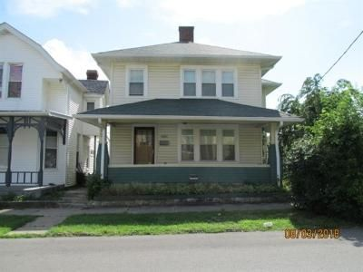 3 Bed 2 Bath Foreclosure Property in Greensburg, IN 47240 - N Michigan Ave