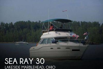 1985 Sea Ray 30