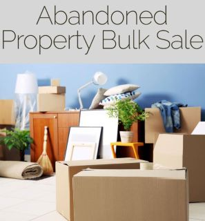 Abandoned Property Bulk Sale - San..