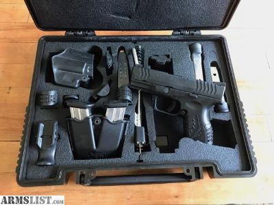 For Sale: XDM 9mm Compact