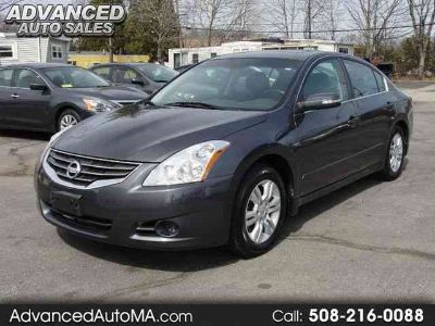 Used 2010 Nissan Altima for sale