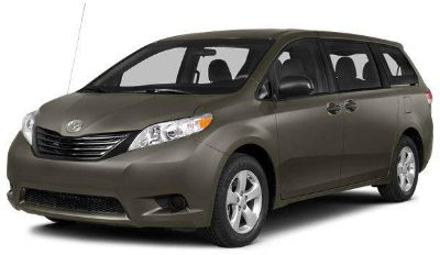 Used 2014 Toyota Sienna 5dr 7-Pass Van V6 FWD Mobility