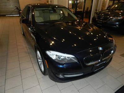 2011 BMW MDX 535i xDrive (Blue)