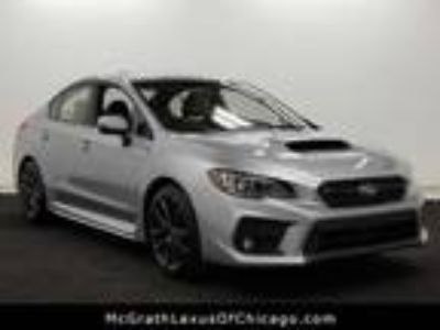used 2018 Subaru WRX for sale.