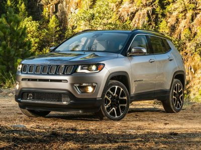 2019 Jeep Compass Latitude (Crystal Metallic)