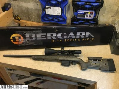 For Sale: 6.5 creedmoor BERGARA HMR $900 OBO gun only