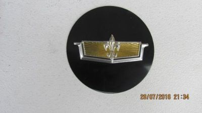 Sell NOS GM Center Cap Medallion, 75-76 Chevy Caprice motorcycle in California, Missouri, United States, for US $35.00