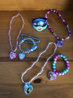 Girls jewelry lot