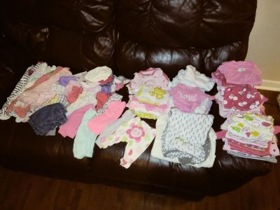 115 Nb baby girl clothes!