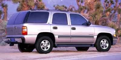 2004 Chevrolet Tahoe Base (Dark Gray Metallic)