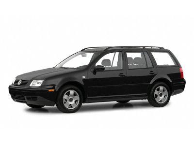 2001 Volkswagen Jetta GLS (Black)