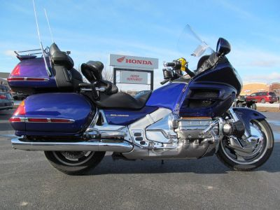 2002 Honda GOLDWING Touring Motorcycles Crystal Lake, IL