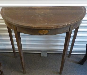 Antique Vintage wall table