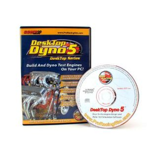 """Find Comp Cams 186011 Computer Software """"SOFTWARE DESK TOP """"""""DYNO 5"""""""" """" motorcycle in Atlanta, Georgia, United States, for US $68.98"""