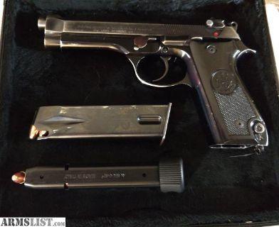For Sale: Italian Police Beretta 92s