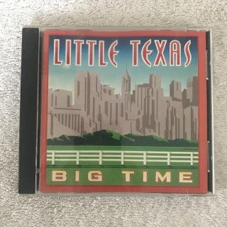 Little Texas Big Time