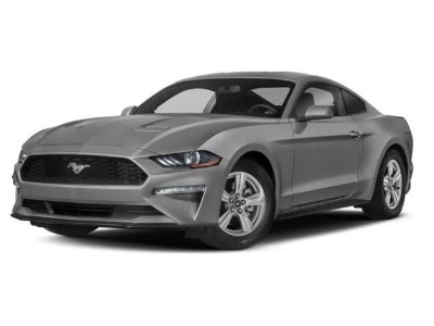 2018 Ford Mustang EcoBoost (Ruby Red Metallic)