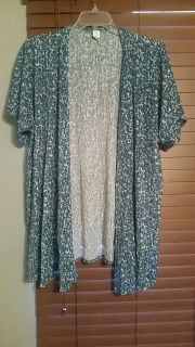 Cute Thin Cover Up Jacket size 3X