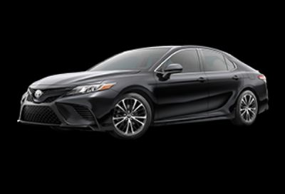 2019 Toyota Camry L (Midnight Black Metallic)