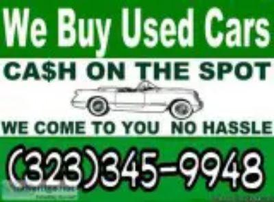 CASH FOR JUNK CARS ()-