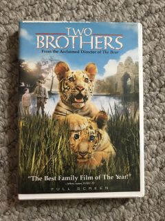 Kids DVD Movie - Two Brothers