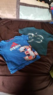Jordan,Adidas,boys size 5