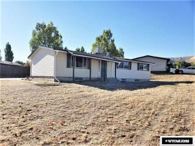 3 Bed 2 Bath Foreclosure Property in Green River, WY 82935 - Arizona St