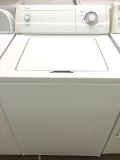 Whirlpool Washer in White