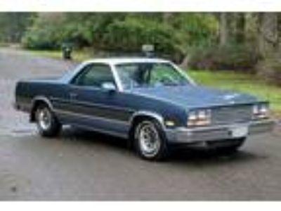 1986 Chevrolet El Camino 305ci Pickup