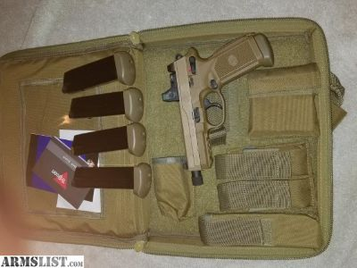 For Trade: FNX 45 Tactical FDE